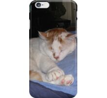 Snuggling with TC iPhone Case/Skin