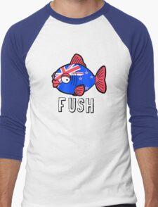 Fush Men's Baseball ¾ T-Shirt