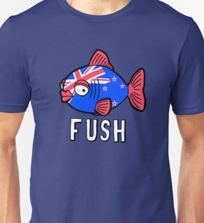 Fush Unisex T-Shirt