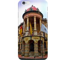 City Hall - Cuenca Ecuador iPhone Case/Skin