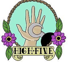 High Five by Maria Messer