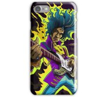Dream Big Hendrix Illustration iPhone Case/Skin