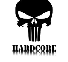 Hardcore Music by marodesign