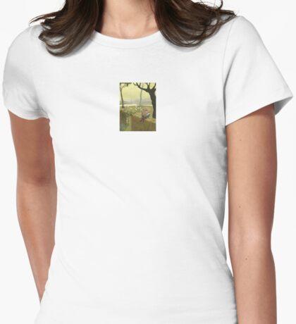 Humpty Dumpty Womens Fitted T-Shirt