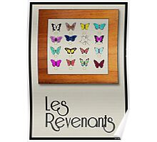 Les Revenants - Papillon Poster