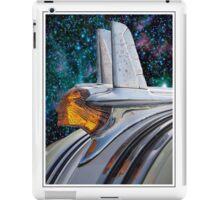 indian chief stars iPad Case/Skin