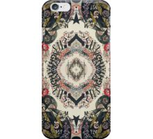 Fractal Typography iPhone Case/Skin