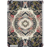Fractal Typography iPad Case/Skin