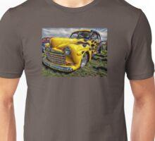 hot yellow Unisex T-Shirt