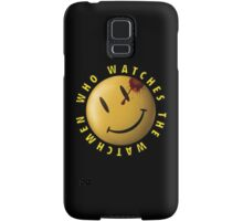 Who Watches The Watchmen? Samsung Galaxy Case/Skin