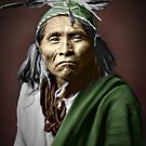 Apache Indian by Kurt  Tutschek