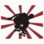 Japan Skater by marodesign
