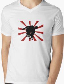 Japan Skater Mens V-Neck T-Shirt