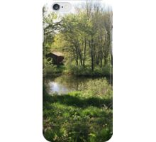 Lakeside Abode iPhone Case/Skin