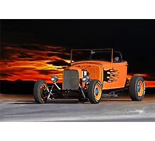 1932 Ford 'Lakester' Roadster Photographic Print
