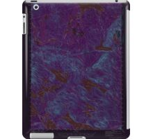 Maine USGS Historical Map Scraggly Lake 306759 1941 62500 Inversion iPad Case/Skin
