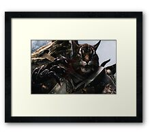 Khajiit Phone case Framed Print