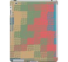 Glass abstract design iPad Case/Skin
