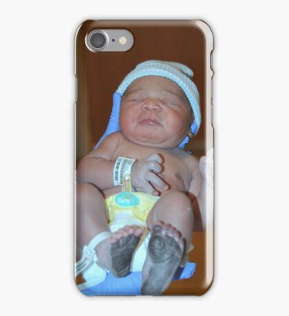 Born ID iPhone Case/Skin