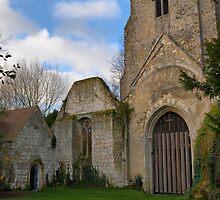 Eastwell Church by Ian Tilly