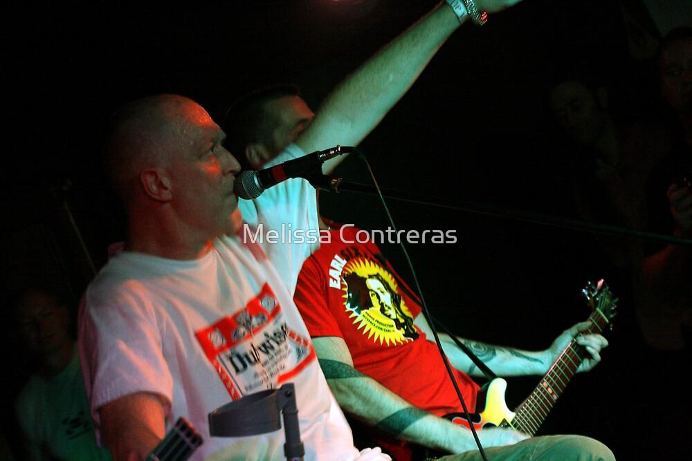 'Dreadzone' Band Photography II by Melissa Contreras