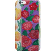 Flowers at Four iPhone Case/Skin