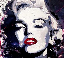Marilyn by rgnotion