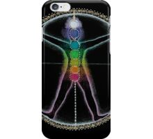 Chakra Body Mandala iPhone Case/Skin