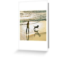 Wonderful Time Greeting Card
