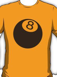 Ball number 8 T-Shirt