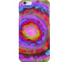geode rainbow iPhone Case/Skin