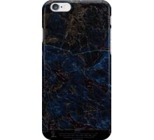 Maine USGS Historical Map Scraggly Lake 460841 1941 62500 Inversion iPhone Case/Skin