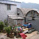 Alley garden, Tai O by pAgEdOwN