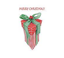 Christmas Gift Photographic Print