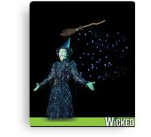 Wicked The Musical Canvas Print