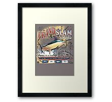 big game Framed Print