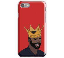 King Kolo Toure iPhone Case/Skin