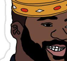 King Kolo Toure Sticker