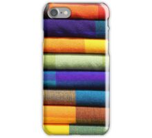Blankets at the Market iPhone Case/Skin