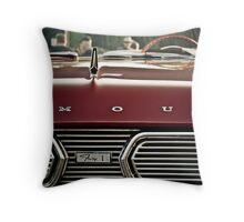 Plymouth Throw Pillow