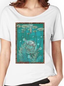 Unicorn Creatures - Before Women's Relaxed Fit T-Shirt