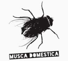 Musca Domestica - the housefly Kids Clothes