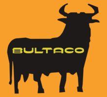 Bultaco Bull by TheScrambler