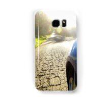 Subaru WRX country road Samsung Galaxy Case/Skin