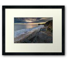 Marsden Bay Framed Print
