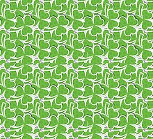 Clover Pattern by holidayswaggs