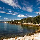 A Cove on the Schoodic Peninsula, Maine by MarkEmmerson