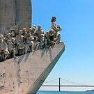 Padro dos Descobrimentos - Lisboa - Portugal by mmarco1954