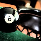 8 Ball Corner Pocket by BlueDinosaur