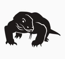 Komodo dragon Kids Tee